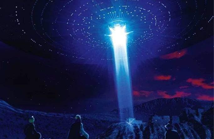 E se la stella cometa fosse stata un Ufo?