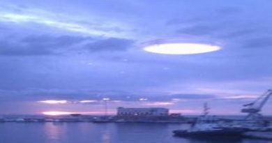 Ufo of Circeo (Lt) Italy