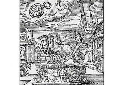 Testimonianze storiche di eventi sconosciuti nei cieli