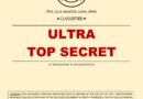 The secret of the secrets: The ultra top secret.
