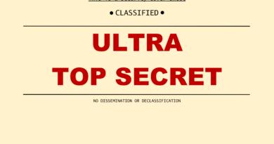 Il segreto dei segreti: L'ultra top-secret.