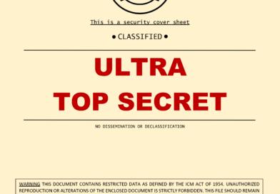 El secreto de los secretos: el ultra alto secreto.