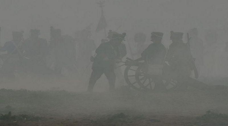 misterious fog